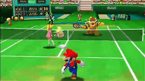 Mario Tennis in development for the 3DS; releasing next year
