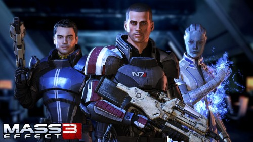 Mass Effect 3 delayed until first part of 2012