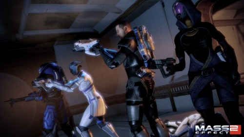 Lair of the Shadow Broker DLC announced for Mass Effect 2