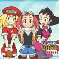 Aero becomes the new heroine in Mega Man Legends 3