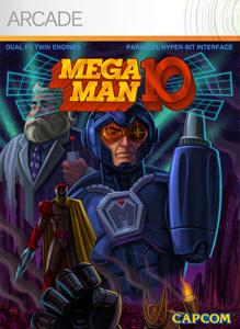Mega Man 10 - XBLA - 01