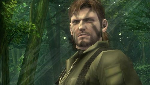 Metal Gear Solid 3D to be released early 2012