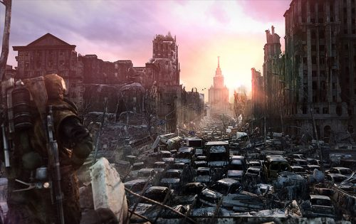 Metro: Last Light revealed for Wii U
