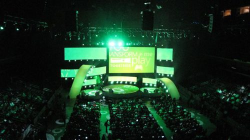 Microsoft E3 2011: Dashboard Updates with Kinect