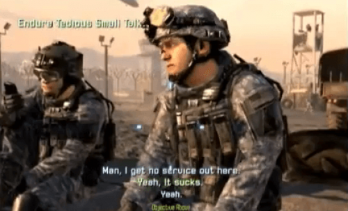 Modern Warfare 3 Announcement Parody