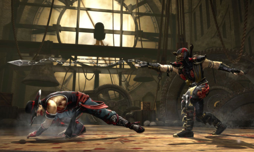 Kratos does Mortal Kombat- but only on the PS3 – Capsule Computers