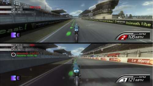 MotoGP 10/11 – New screens & a release date for Europe
