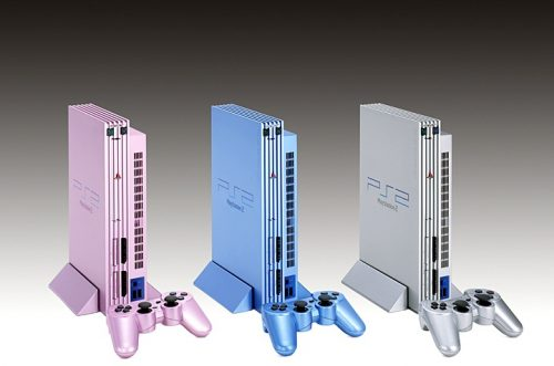 PS2 the most used console for Japanese gamers
