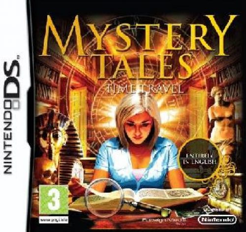 Mystery Tales Time Travel Comes to the DS…