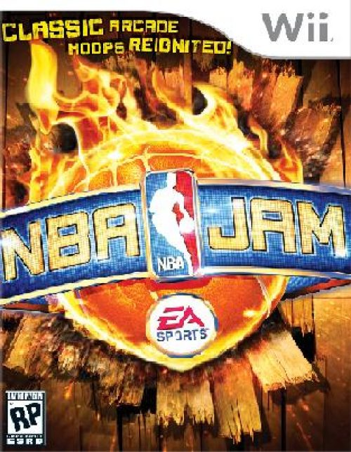 NBA Jam Gets a Boxart & New Production Diary…