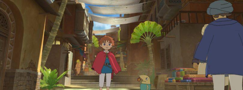 Studio Ghibli's Ni No Kuni PS3 Game release date.