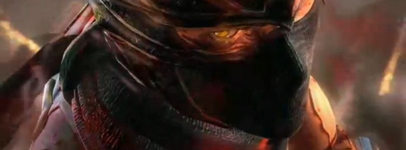 Ninja Gaiden 3 teased at GDC with an unmasking