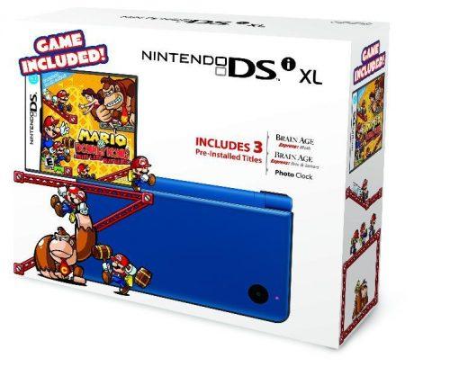 Nintendo releasing new DSi XL Bundles with Mini-Land Mayhem…