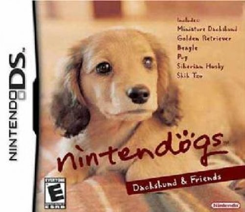 9 Year Old Attacked by Dog While Playing Nintendogs…