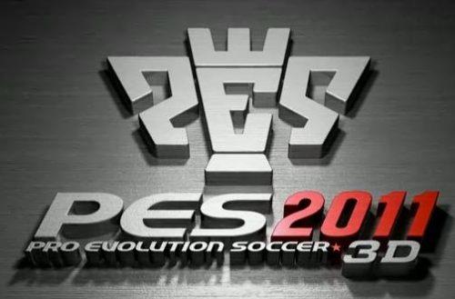 Konami Sheds Light on PES 2011 3D for the 3DS…