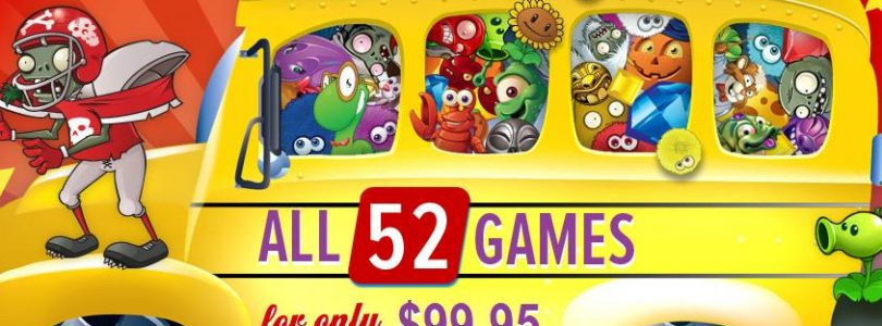 PopCap offering up ALL their PC titles for just $99.95!