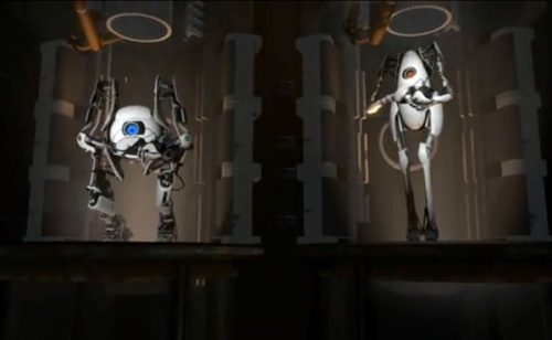 Portal 2 turret trailer reveals interesting features