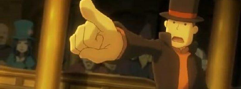 New Trailer for Professor Layton vs Phoenix Wright Arises…