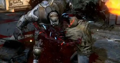 New Prototype 2 Video gives us a new glimpse at Combat…