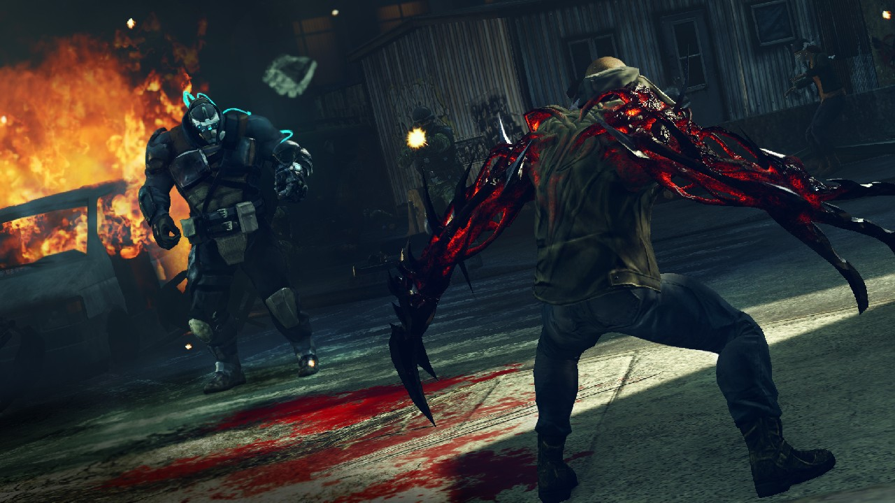 prototype 2 trailer gives us a trip through the red zone capsule