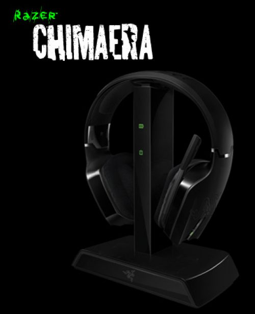 Razer Chimaera Headset – It will rip your face off!