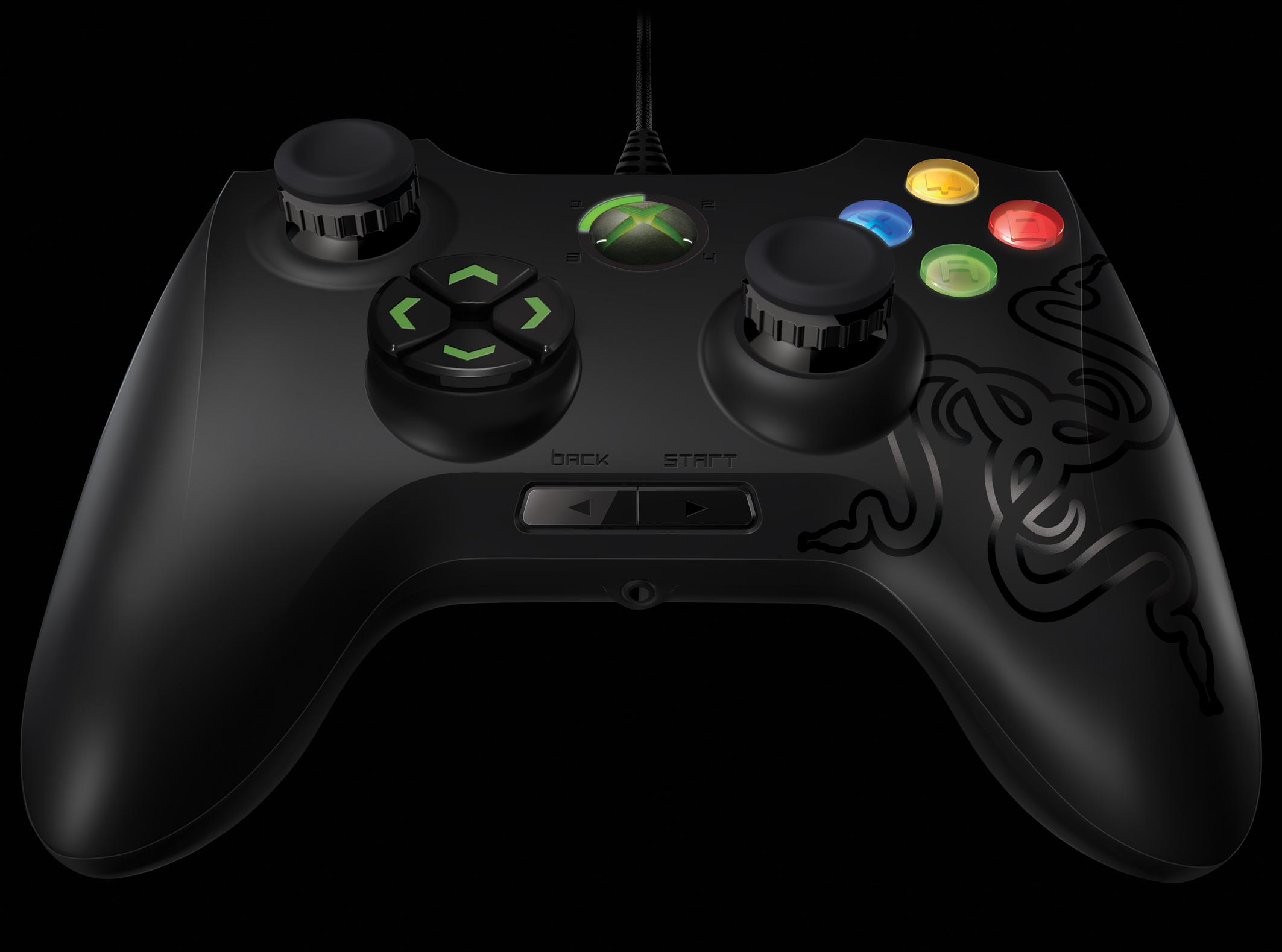 Razer Onza Tournament Edition Review Capsule Computers Logitech F710 Gamepad Stick Wireless Joystick For Pc Garansi Resmi
