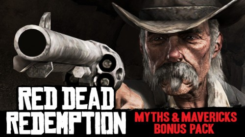 Red Dead Redemption Mavericks Pack available September 13