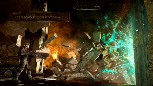 Red Faction: Armageddon suffers slight delay; releases June 7th