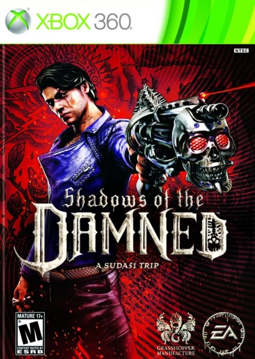 Shadows of the Damned boxart revealed