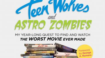 Michael Adams Interview – Showgirls, Teen Wolves and Astro Zombies