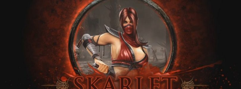 Mortal Kombat DLC: Skarlet Bio And Free Cyborg Skins June 21st, Rain Coming soon!