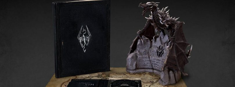 Skyrim Collector's Edition Revealed!