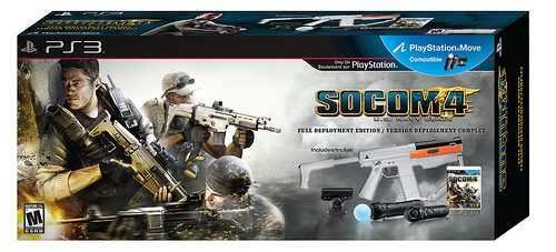 "SOCOM 4 Move bundle announced at $150 ""Full Deployment"" price"