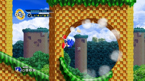 Sonic 4's Leaderboards reset