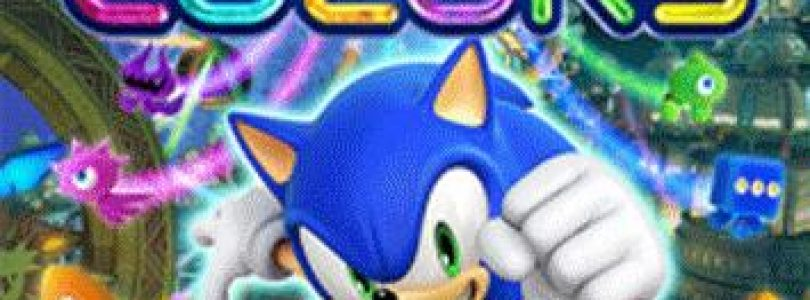 Sonic Colors Soundtrack is out today
