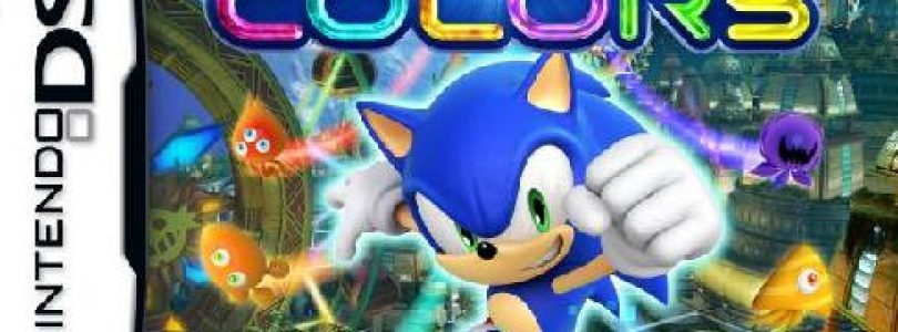 Sonic Colors – Nintendo DS Review