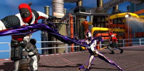 """Ultimate"" dimension revealed for Spider-man"