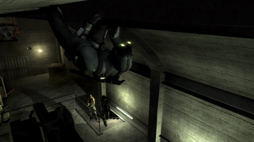Splinter Cell Trilogy now available on PSN