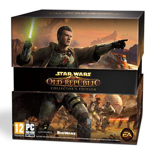 Star Wars: The Old Republic Pre-Order Now Available