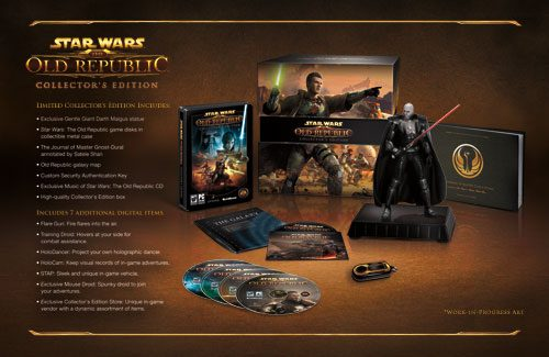 Star Wars: The Old Republic Specs