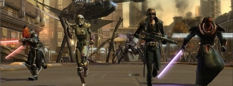 Comic-Con 2011: The Old Republic Join the Fight Trailer