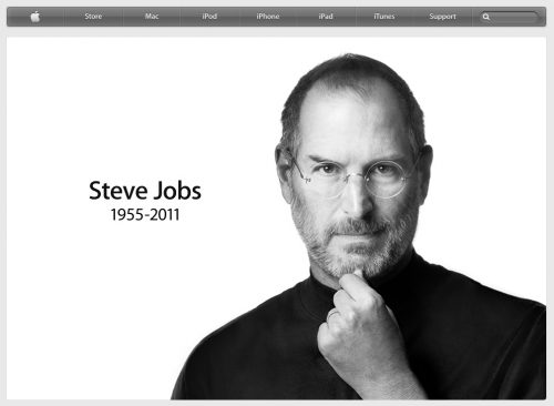 Apple founder Steve Jobs passes away