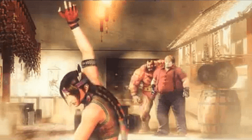 Street Fighter X Tekken bar fight is quite hilarious, teases Zangief, Rufus and Marshall Law