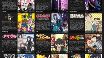 Anime Lineup for Summer 2010