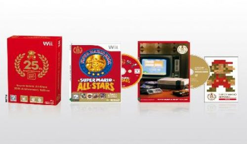 Super Mario All Stars 25th Anniversary Box Set Headed to Europe!