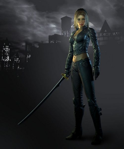 Talia Al Ghul will appear in Batman: Arkham City