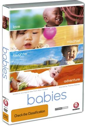 Madman have announced the international film, The Babies is coming to