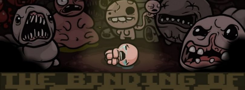 PAX 2011 – Binding of Isaac trailer