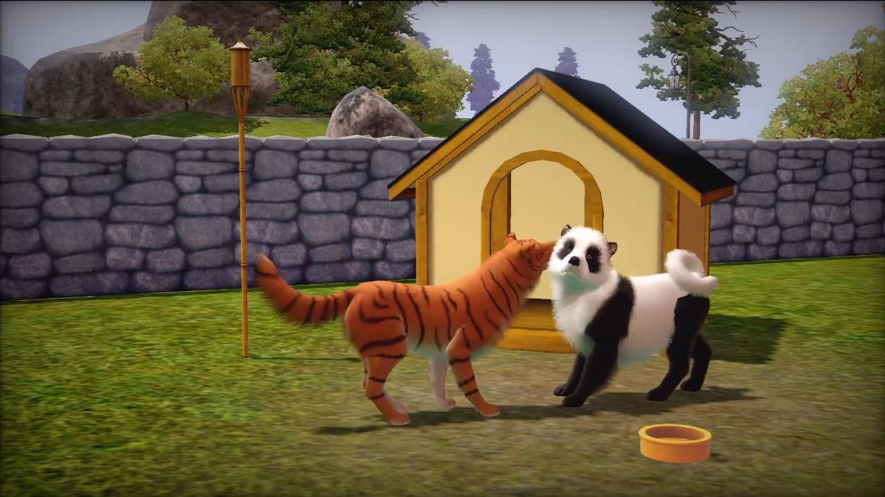 The Sims 3 Pets Rare Breed Capsule Computers