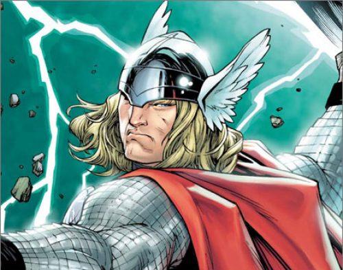 Sega is presenting Thor in 2011